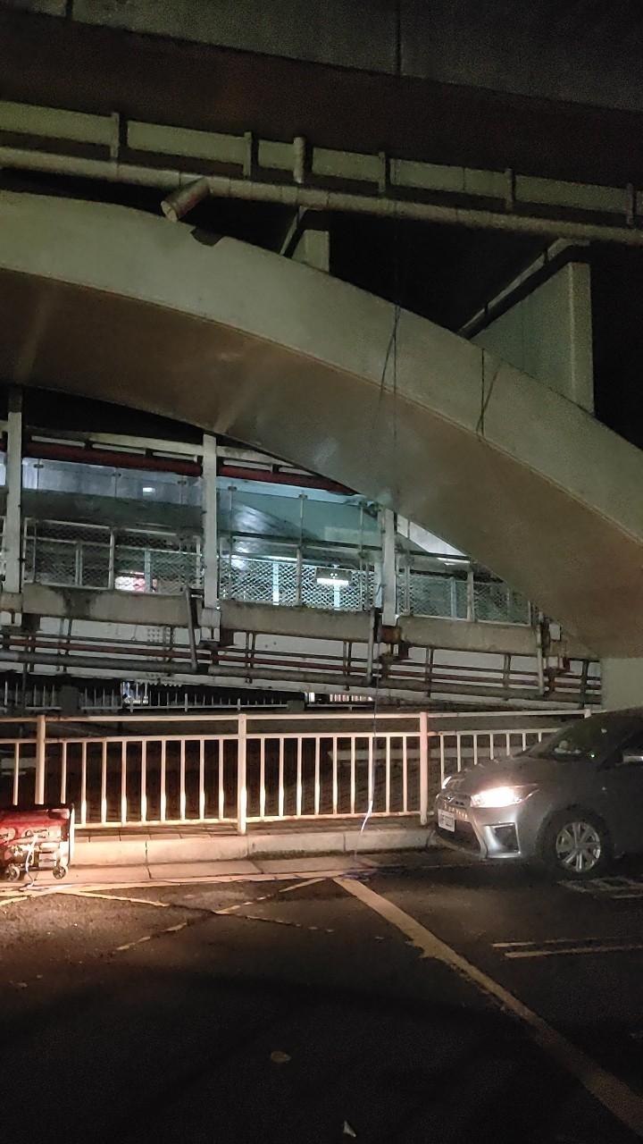 汐科火車站隔音牆切割