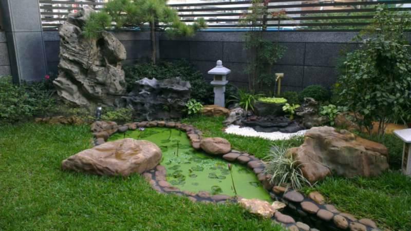 庭園造景 造景設計