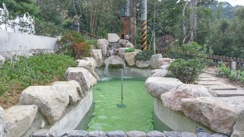 流水景觀設計