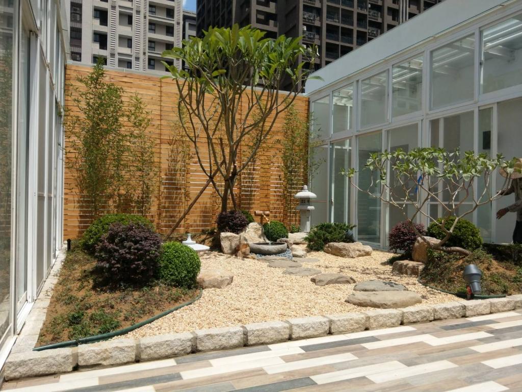 新竹庭園景觀 造景