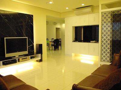 天花板装潢-新方位室内木工装潢统包-101小工匠修缮