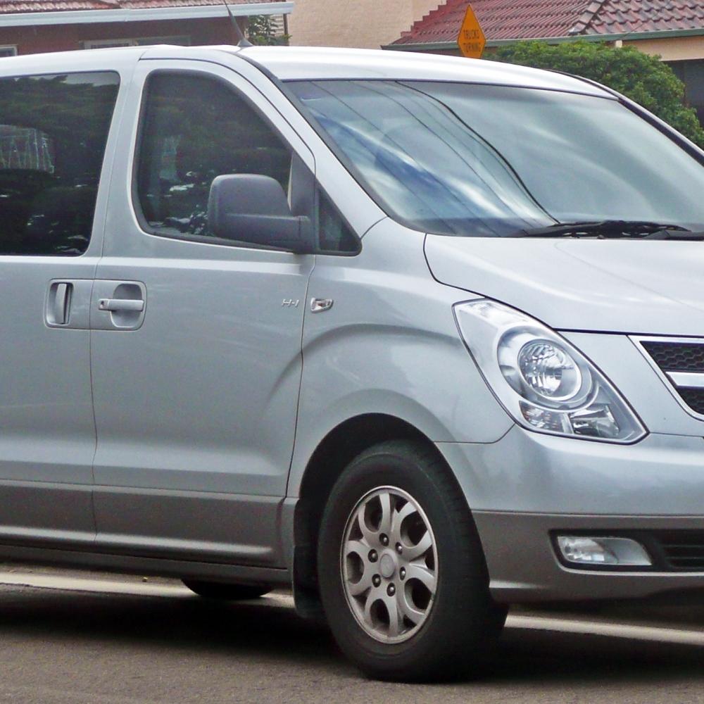 Hyundai現代/11人座