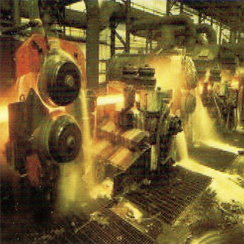 鋼鐵工業潤滑脂-高溫