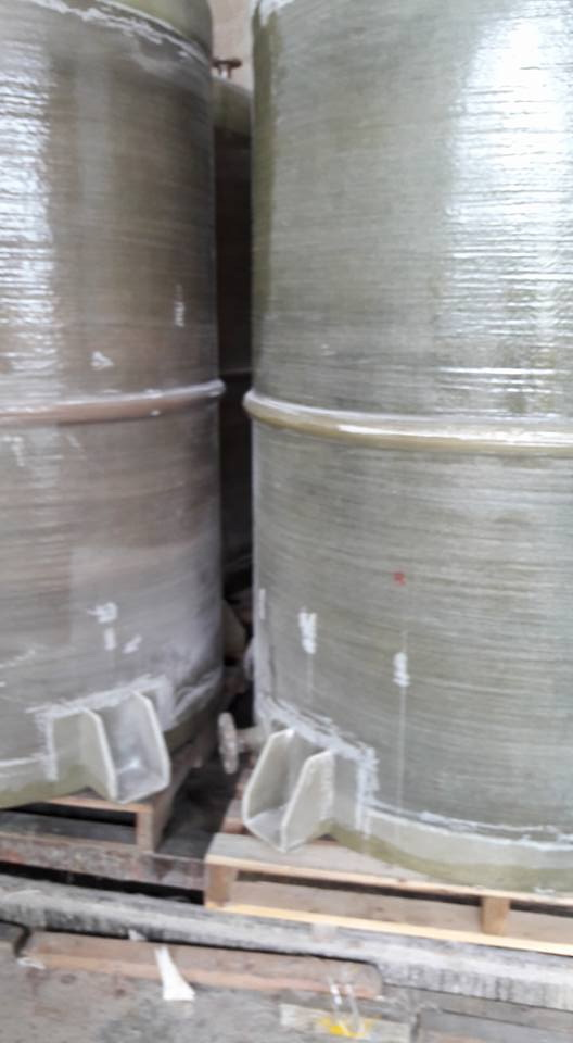 桶槽-玻璃纖維桶槽施作