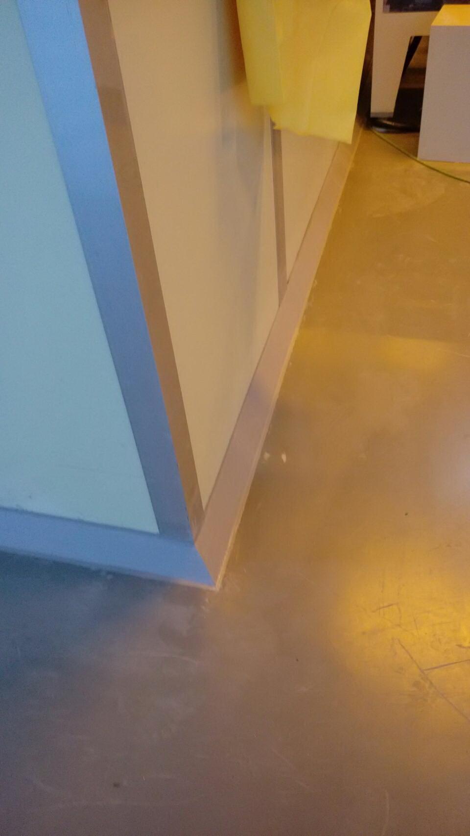 止水墩-乙烯樹脂砂漿