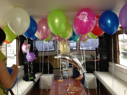 生日party/單身派對