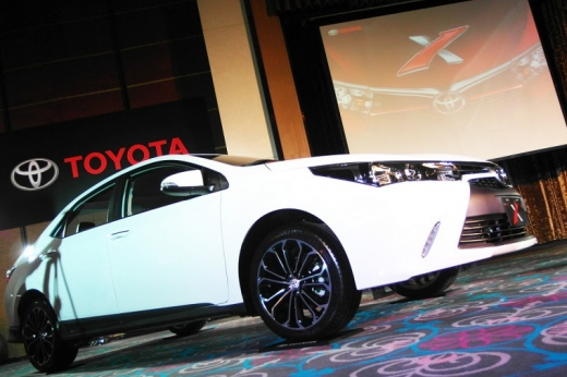 2015 Toyota Altis X
