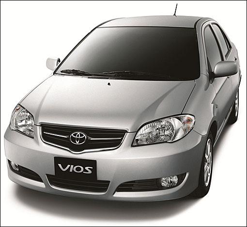 Toyota/豐田 VIOS