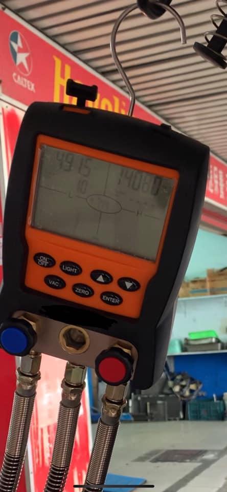 賓士R744冷煤