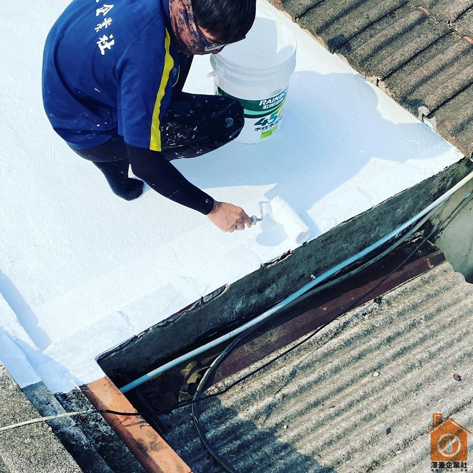 防水隔熱工程