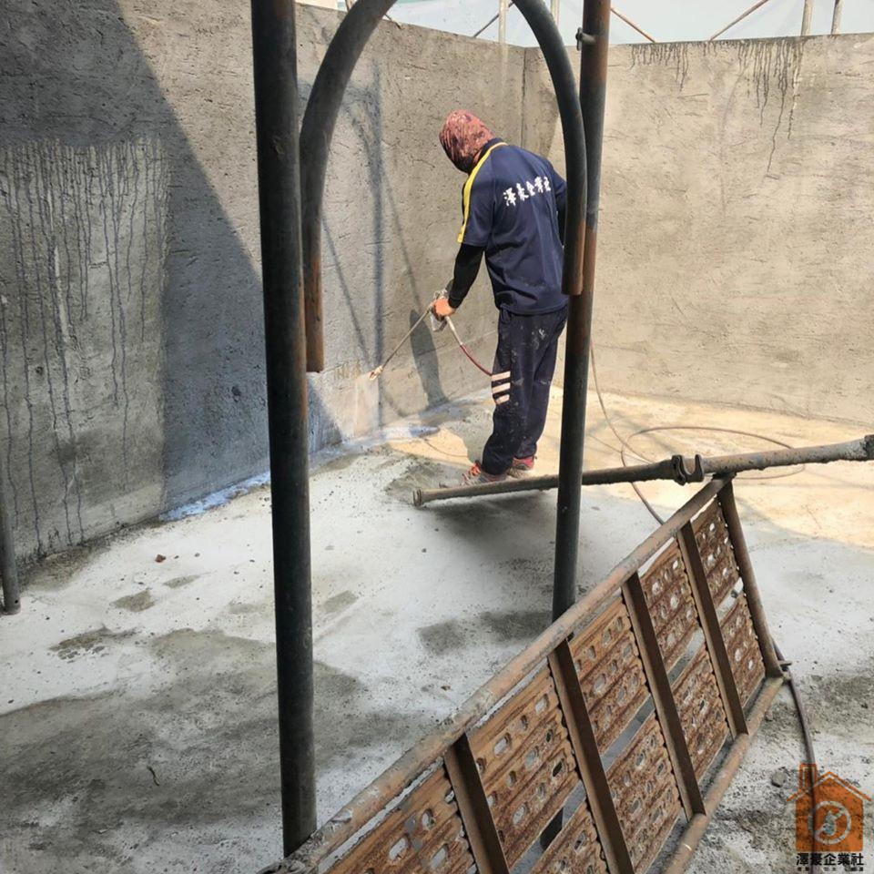 台南外牆防水工程