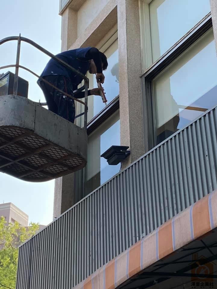 台南外牆防水/窗戶矽