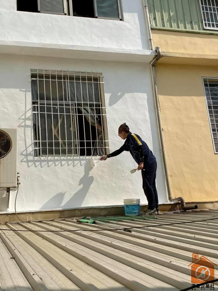 台南外牆防水施工