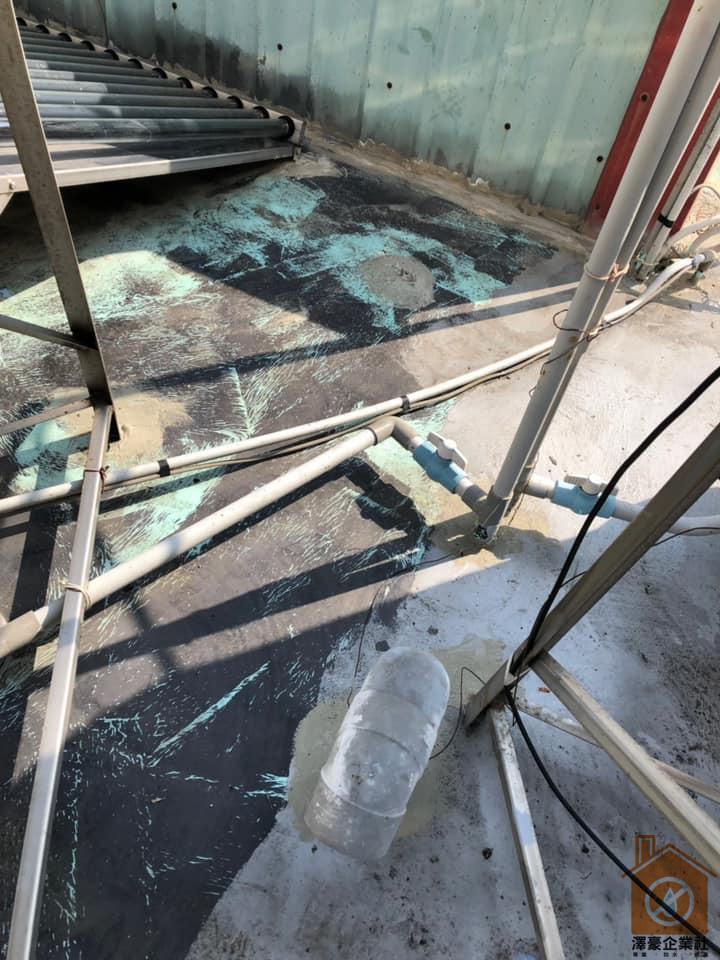 台南防水工程-水塔區