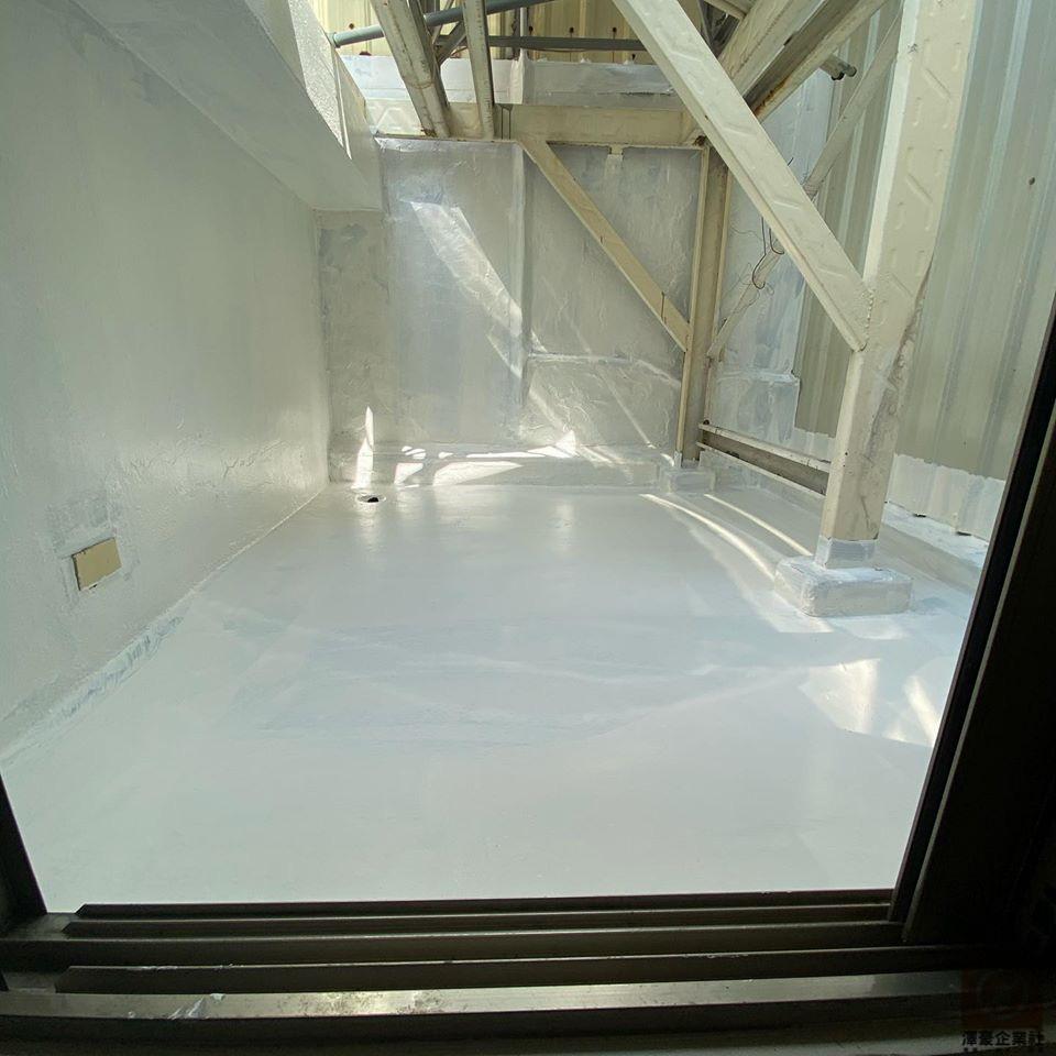 台南頂樓防水隔熱