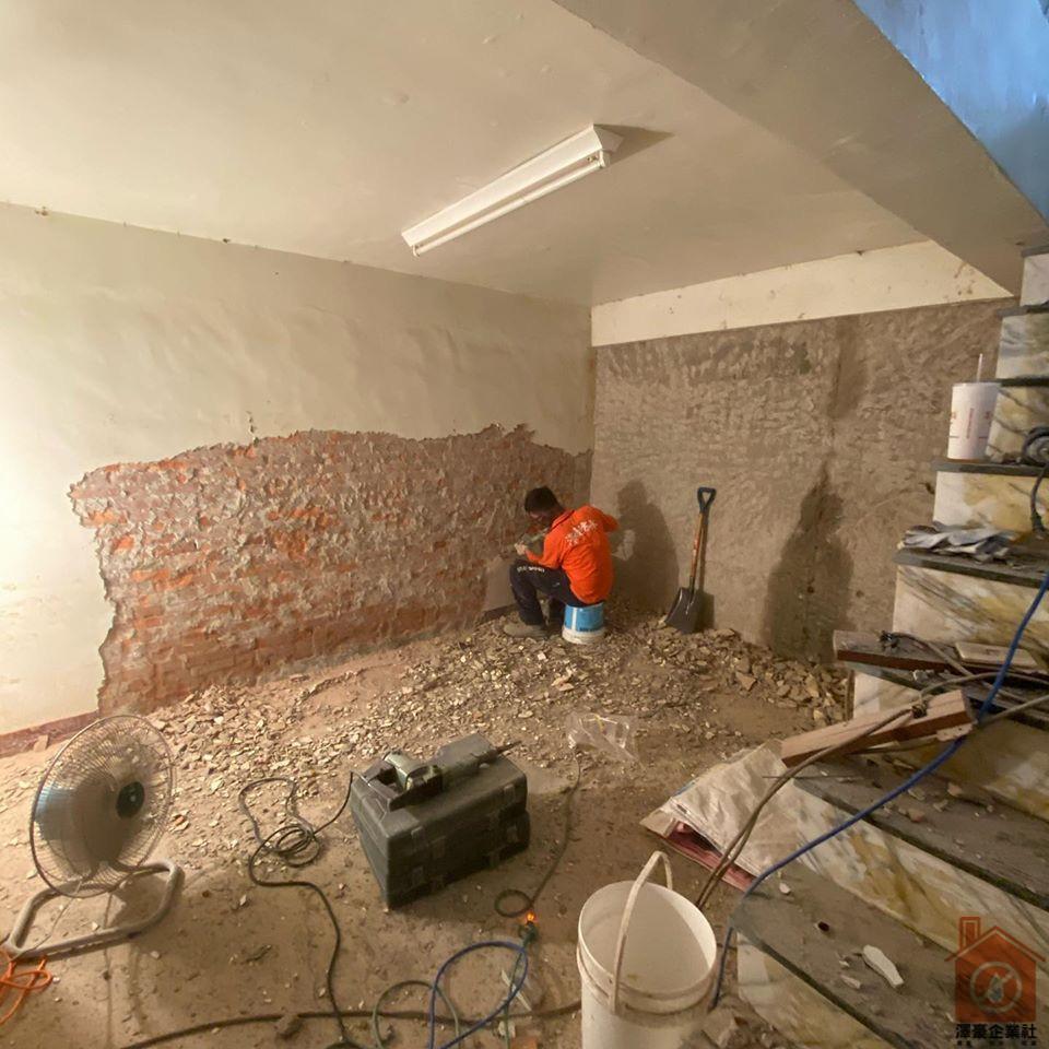 台南高壓灌注工程-地下室