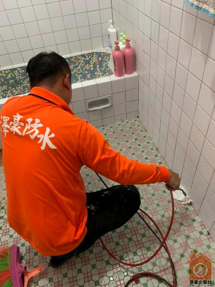 台南浴室高壓灌注施工