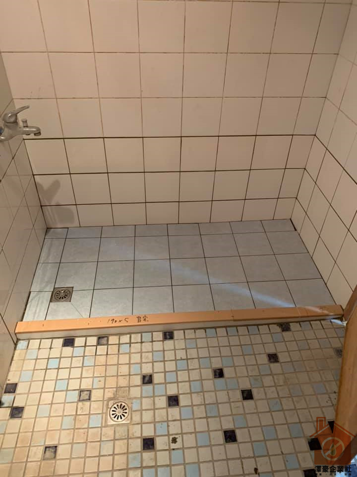 台南浴室整修防水