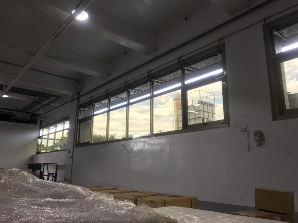 自然排煙窗電動螺桿-桃園市中壢區-亞智科技股份有限公司