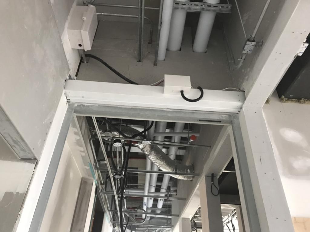 防火捲簾-防煙垂幕-桃園市蘆竹區-信昌電子科技有限公司