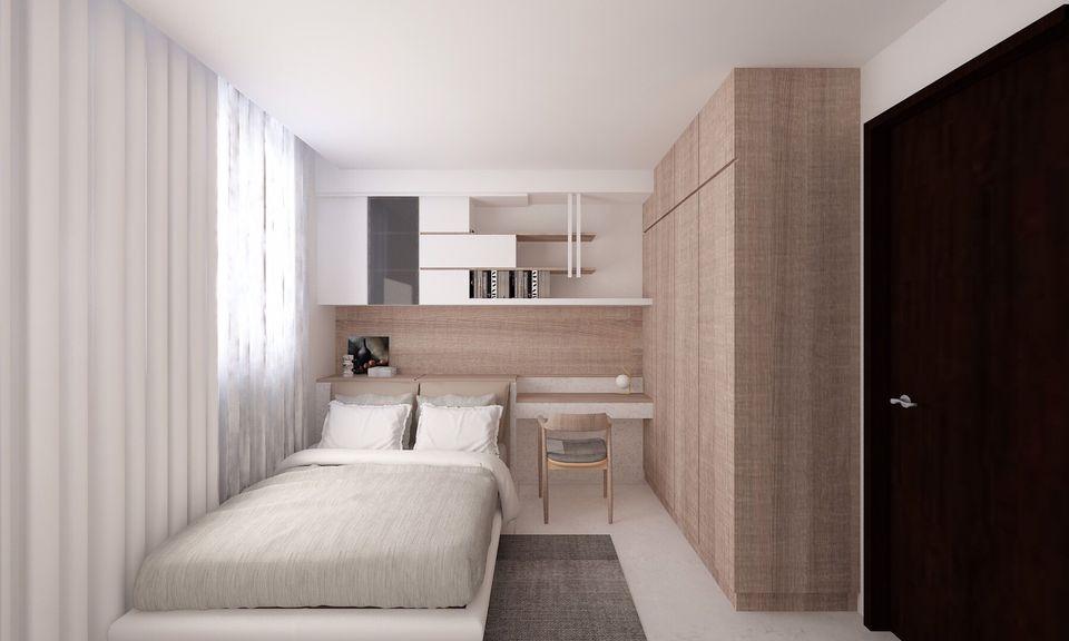 現代風格家居設計-周公館