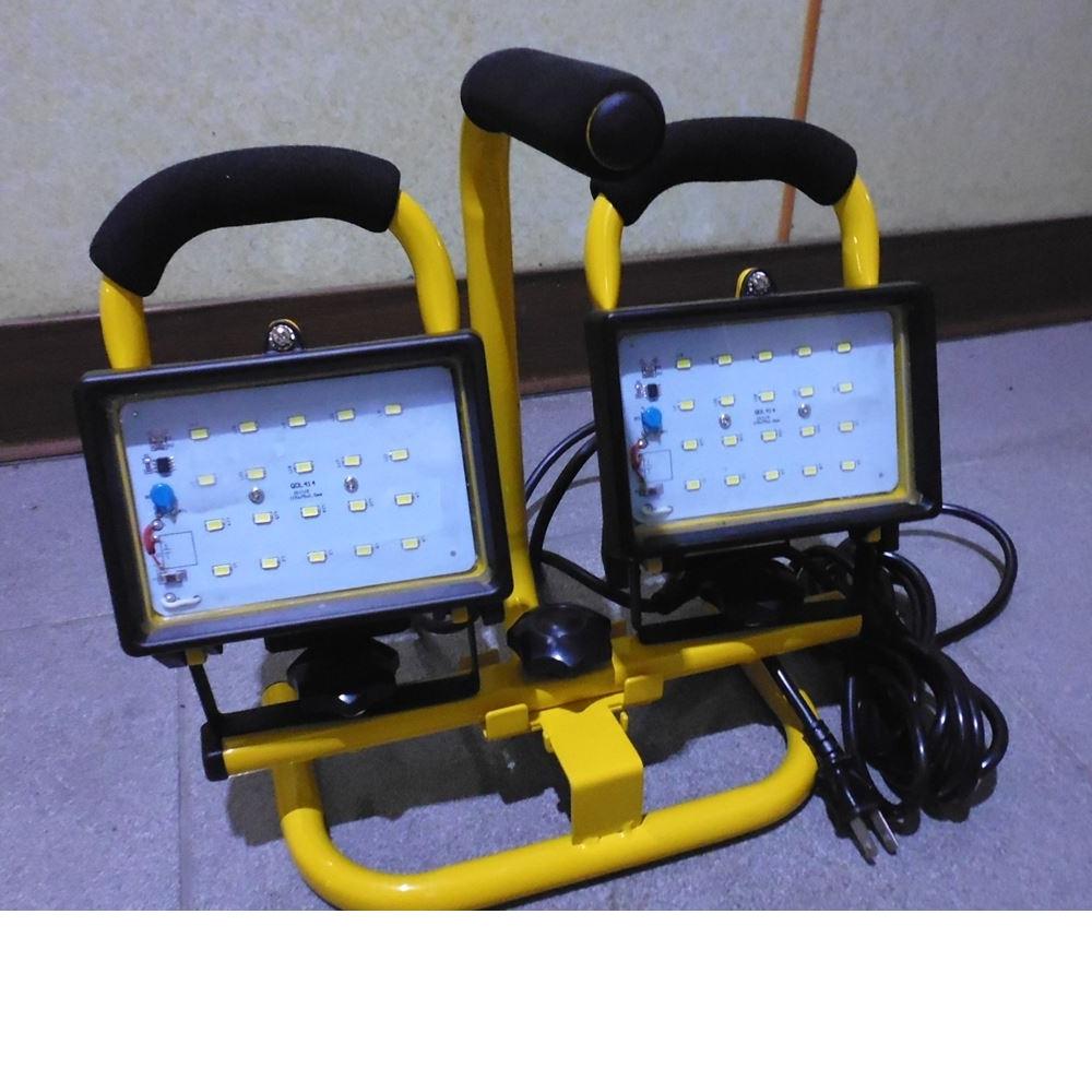 LED15瓦*2手提