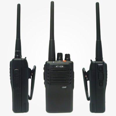 (停產) AnyTone AT-528 免執照無線對講機