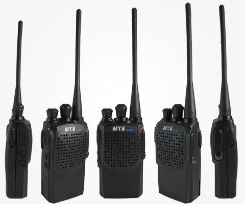 (停產)MTS U160plus 業務型無線電對講機