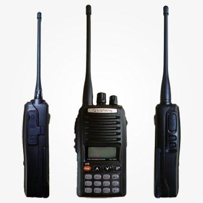 (停產) Lisheng LS-180(LS-580) 單頻業餘無線電對講機