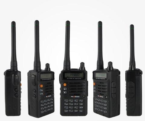 (停產) MAX GOOD SA-V1 SA-U4 單頻業餘無線電對講機