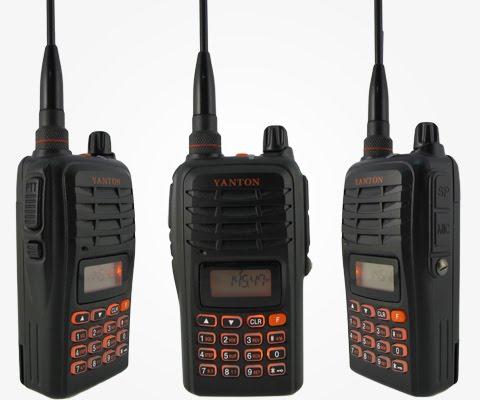 (停產) YANTON T-166 單頻業餘無線電對講機