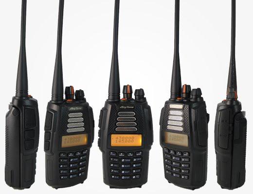 AnyTone AT-398UV 雙頻業餘無線電對講機