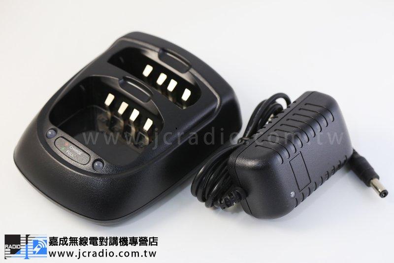 智慧型雙槽充電器充電