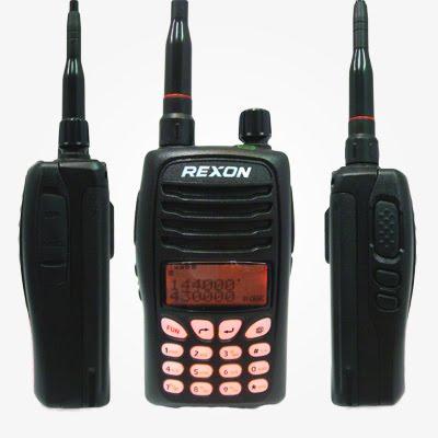 (停產) REXON RL-502 雙頻業餘無線對講機