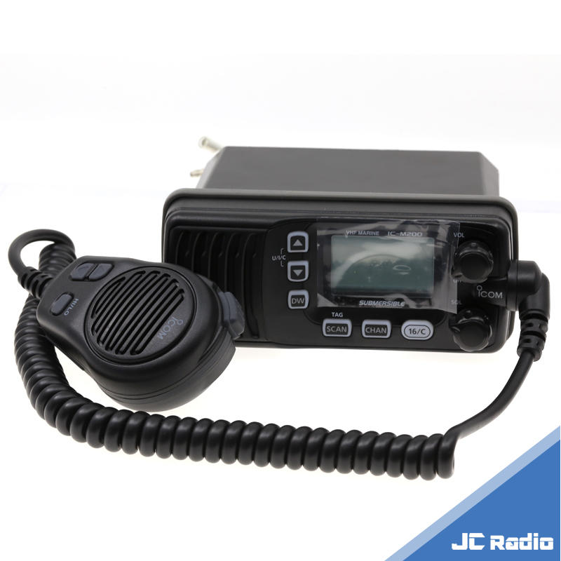 ICOM IC-M200 海事型無線電車機 海事機