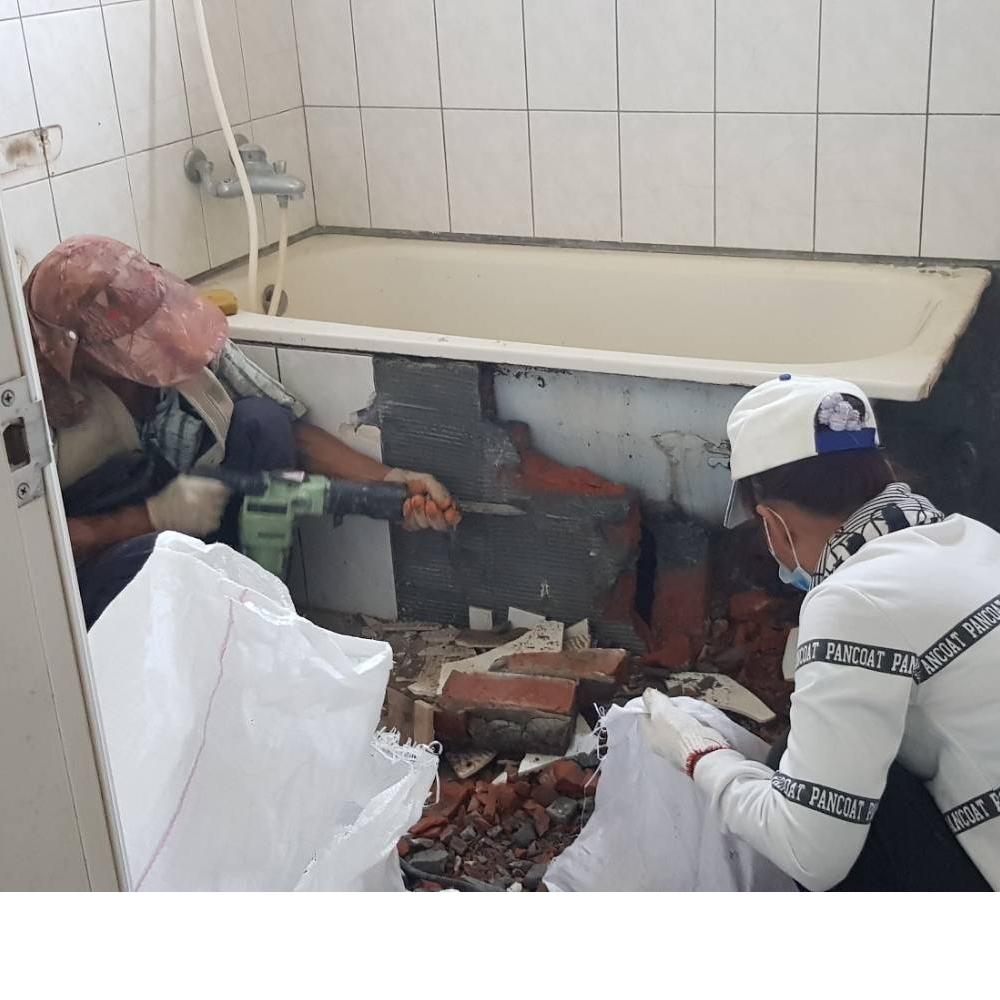 台中太平_浴室修繕工