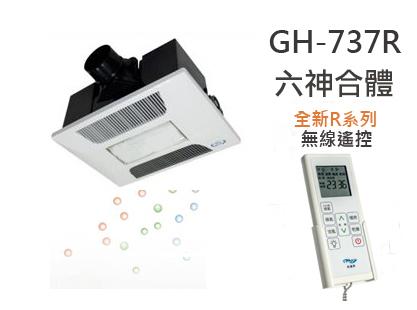 GH-737R照明+