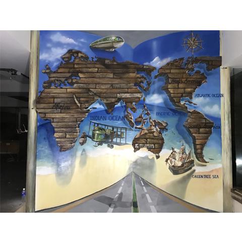 台北私人航空公司4D