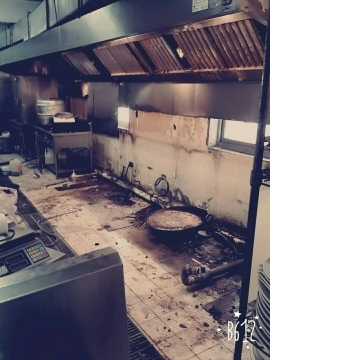 新北市-廚房除油