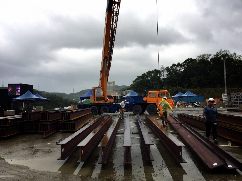 台北鋼骨結構工程