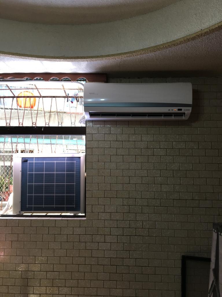 空調冷氣安裝(日立變頻)