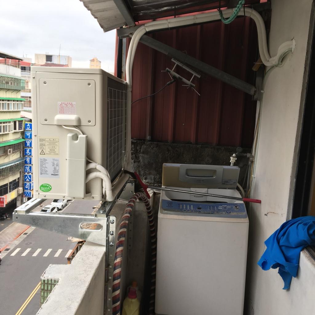 台北市冷氣安裝