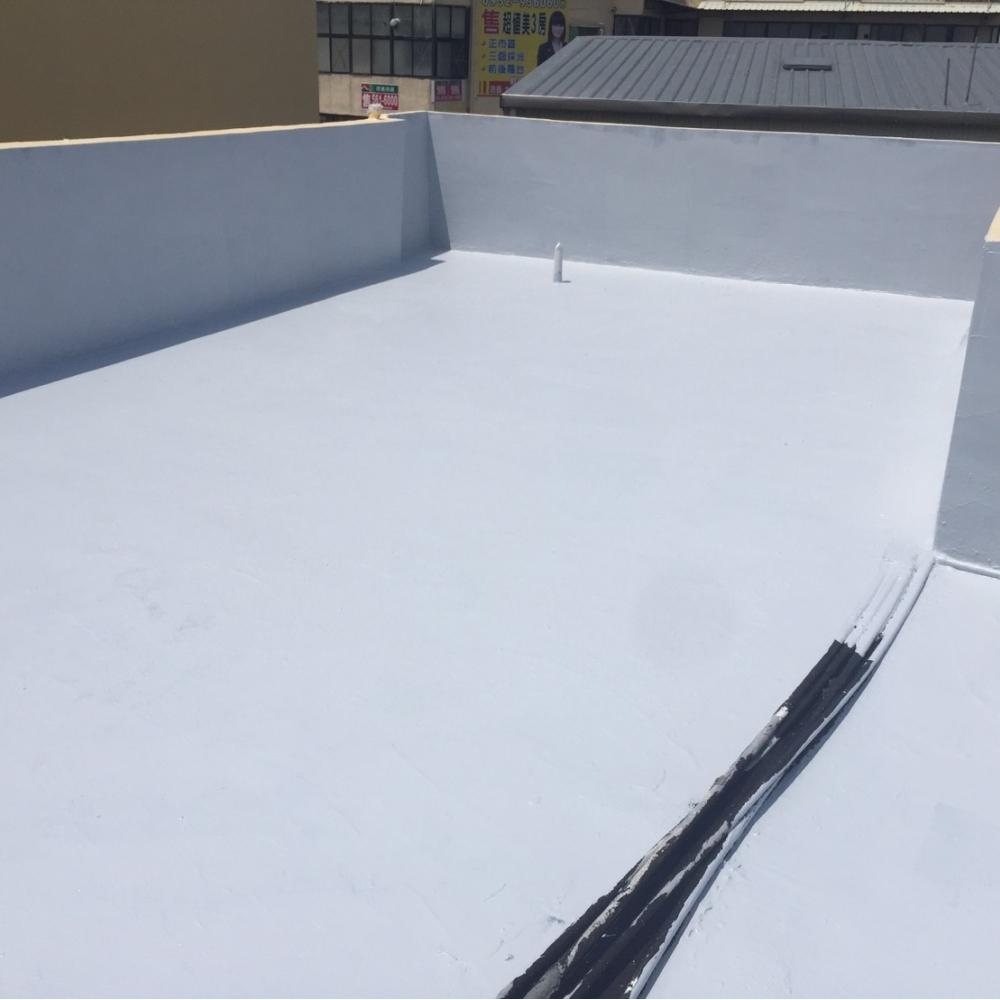台中屋頂防水