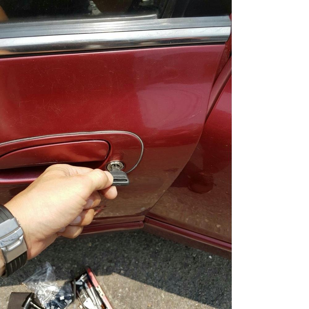 開車鎖與配製服務