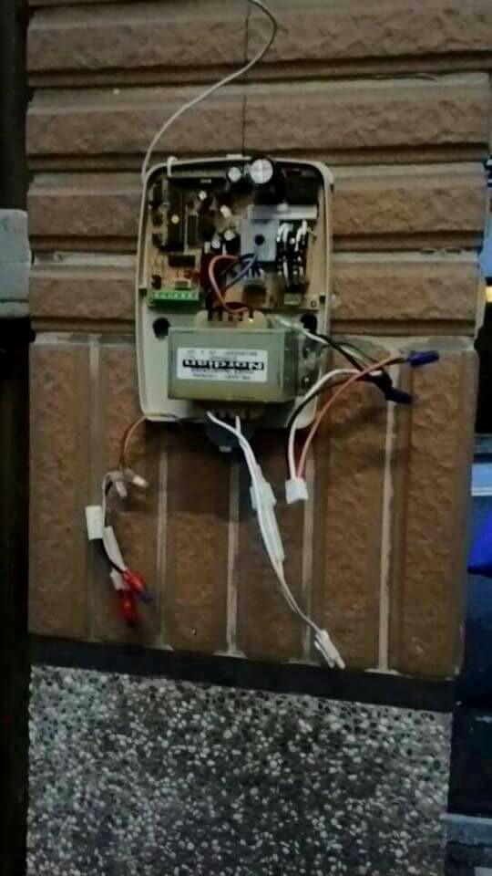 遙控器拷貝_鐵捲門主機安裝