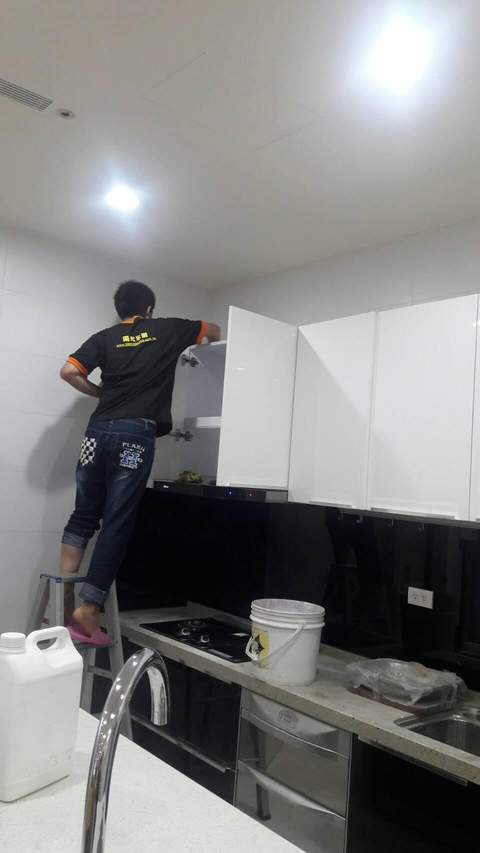 台中清潔-工程集錦