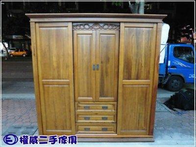 居家、家具與園藝-床組-衣櫃衣櫥