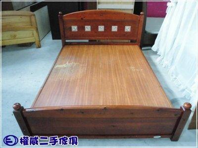 居家、家具與園藝-床組-雙人床架