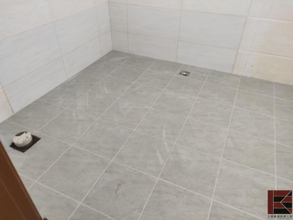 新埔浴室地磚翻新