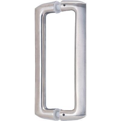 鑄造玻璃門把手PK-